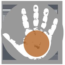 quiromancia Lectura de la palma de la mano para Virgo